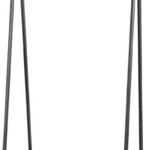 Driehoek Kledingrek - Zwart (B105cm)