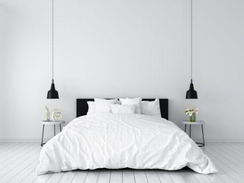 Zwarte Slaapkamer meubels