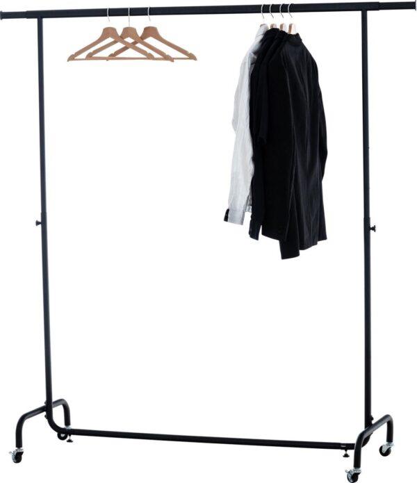 Clp Haldia Kledingrek - Zwart XL