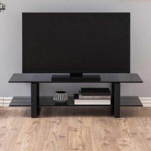 Emob- TV Meubel Tv-meubel Nicola 120 - 45cm - Zwart