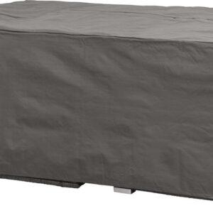 DistriCover Hoes voor Loungeset 250x250x75 cm (lxbxh) Premium Quality - Zwart