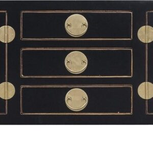 Fine Asianliving Chinese TV Meubel Onyx Zwart - Orientique Collection L175xB47xH54cm Chinese Meubels Oosterse Kast