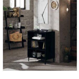(LIMITED EDITION ) DRESSOIR - Hoogglans zwart - Spaanplaat - Nachtkast - Dressoir - Tv meubel - Luxe - Rechthoek - Nieuwste Collectie